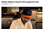 Bobby Hellen is loyal to his acquired roots