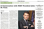 A Conversation with NIAF President John M. Viola
